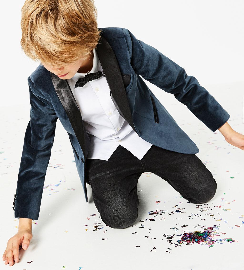 bambini durante le feste | come vestire i bambini per le feste