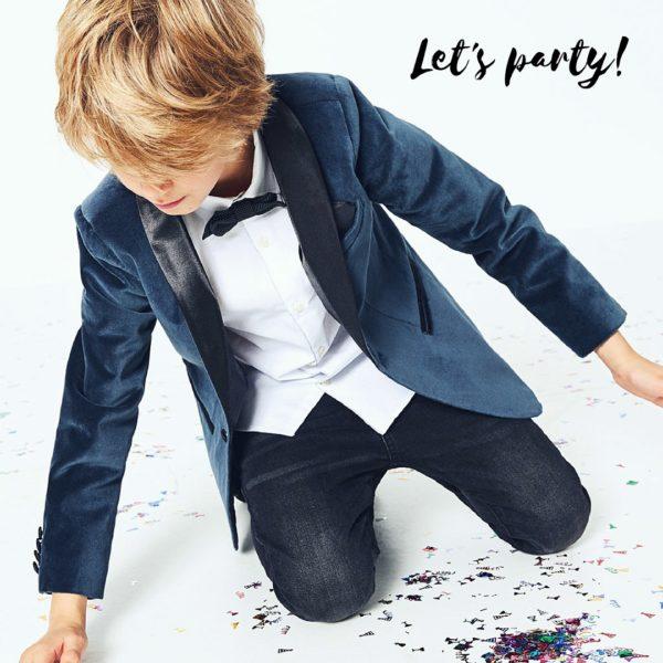 come vestire i bambini per le feste