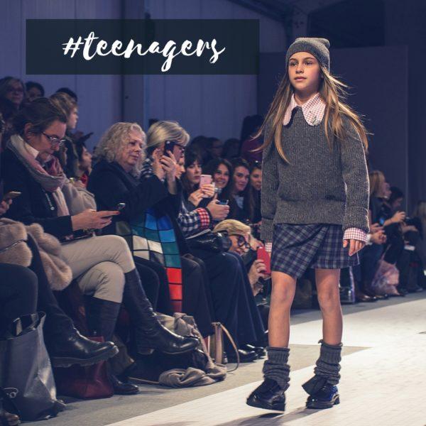 miss L ray e una moda perfetta per le teenegers. Moda bambina per chi non lo è più