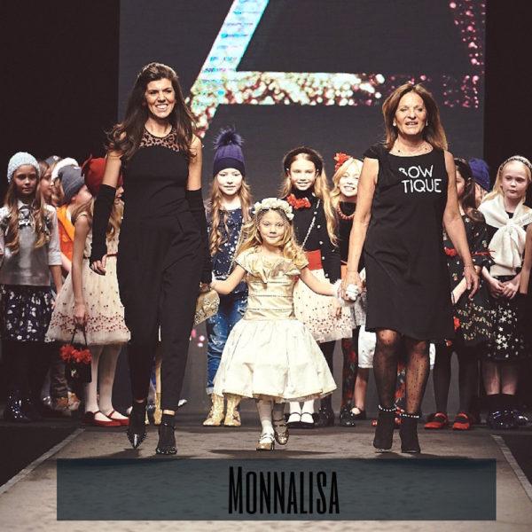 abbigliamento bambini di Monnalisa e la sfilata al Pitti Bimbo