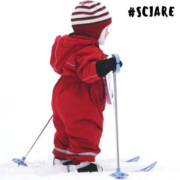 abbigliamento da sci per bambino e un aiuto per le mamme