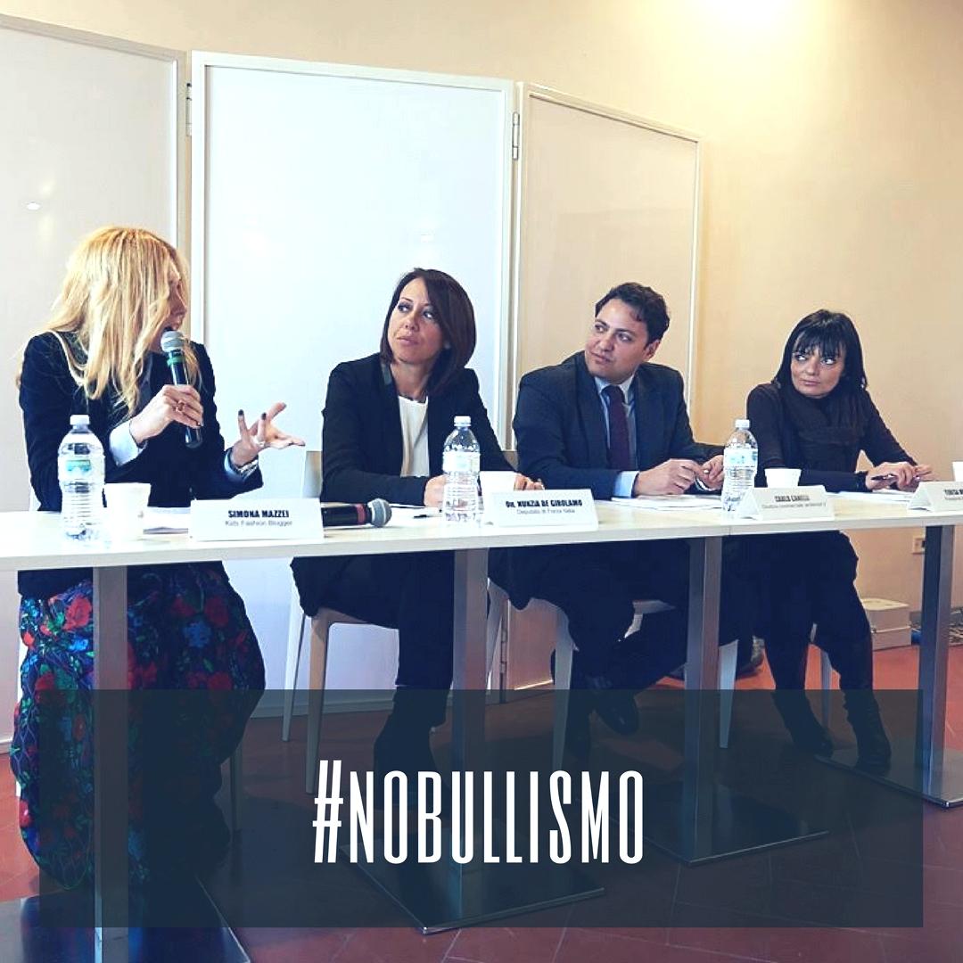 dire no al bullismo e al cyberbullismo