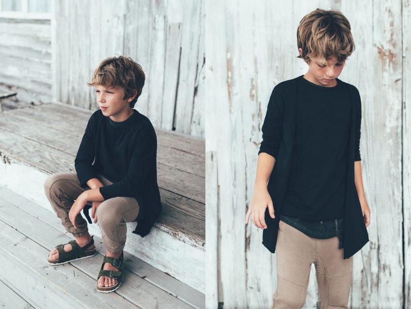 moda maschio per bambini fashion
