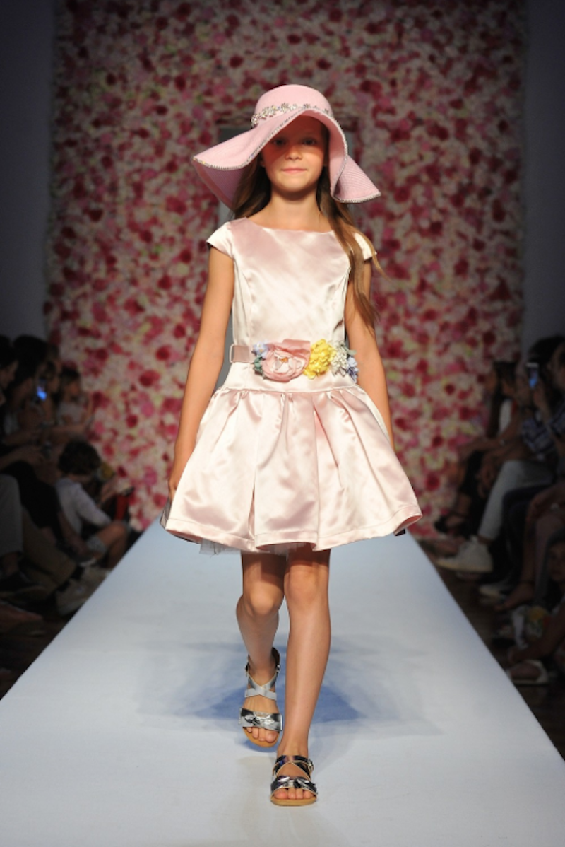 abito bianco per la Prima Comunione e come vestire le bambine