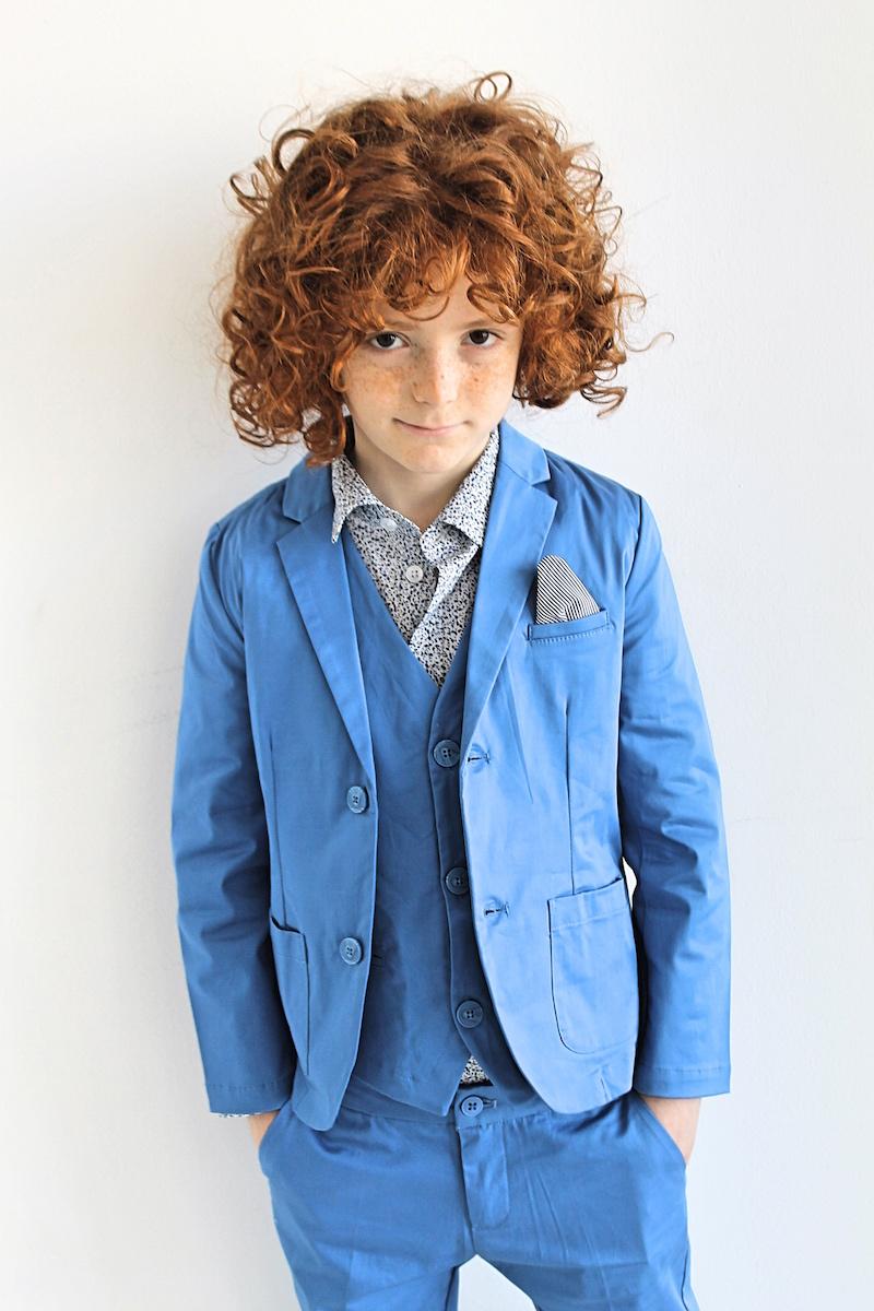 Come vestire un bambino ad una Cerimonia e look da maschio