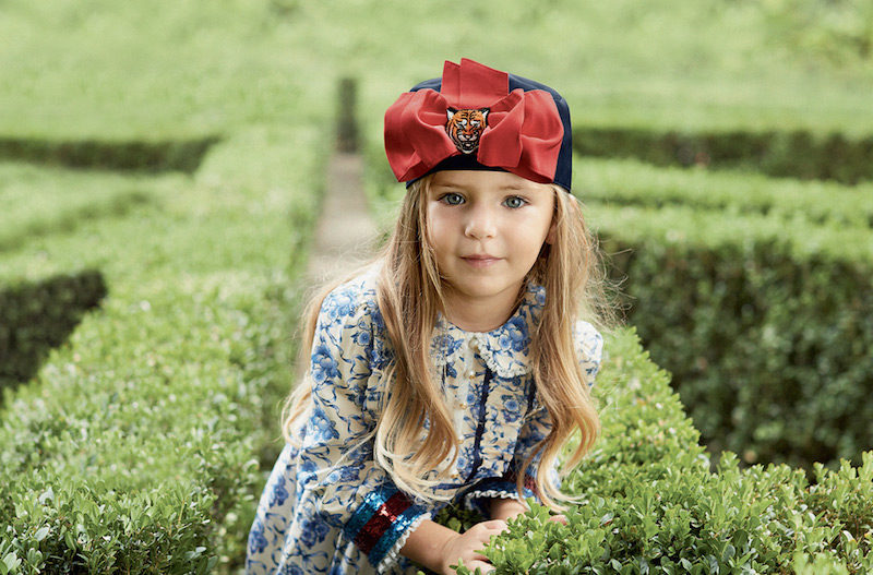 Gucci kids pe2017