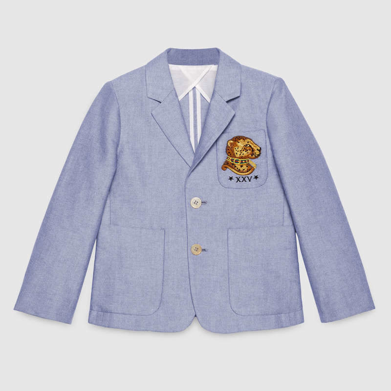 GUCCI KIDS PE2017 OXFORD