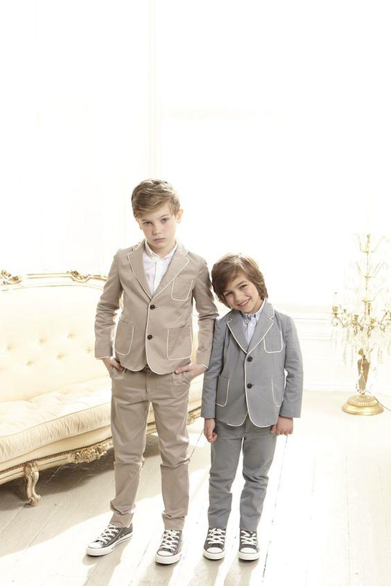 Vestiti Prima Comunione Bambino.Il Classico Completo Per La Prima Comunione Come Vestire I Maschi