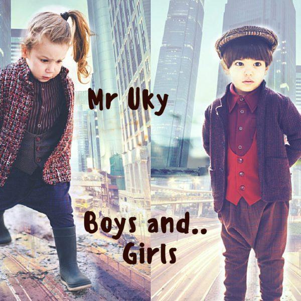 Mr Uky moda bambino