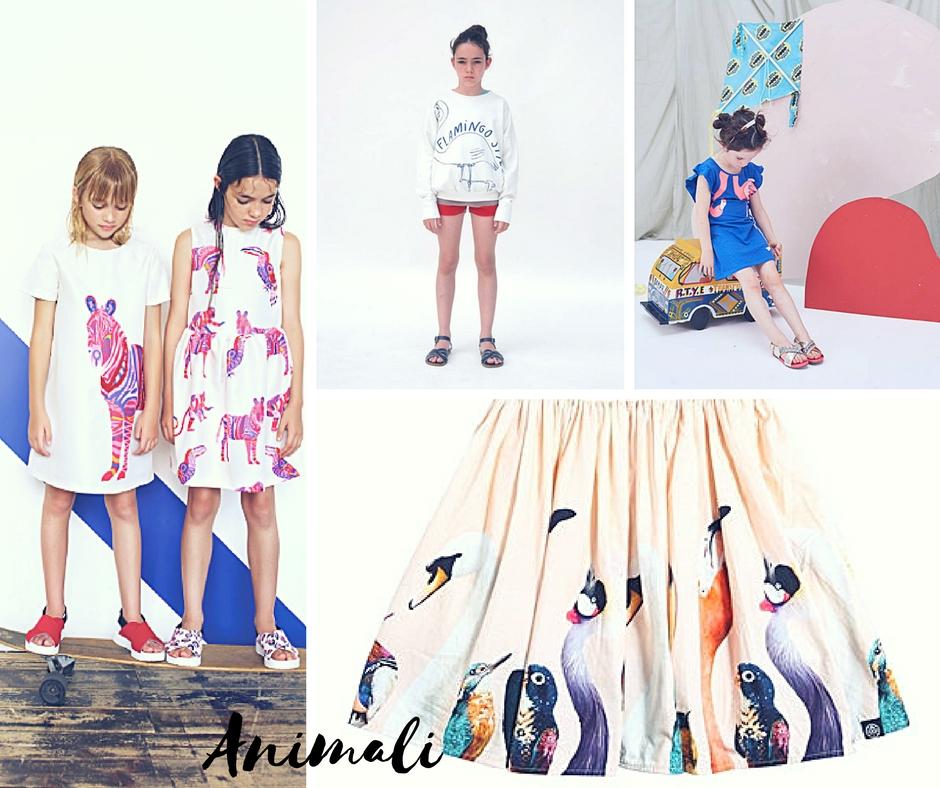 come vestire le bambine in Primavera i trends dela moda bimbi