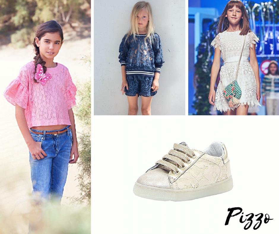 come vestire le bambine in Primavera e la moda