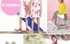 come vestire le bambine in Primavera e la moda bimbi