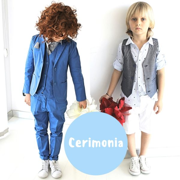 Come vestire un bambino maschio ad una Cerimonia