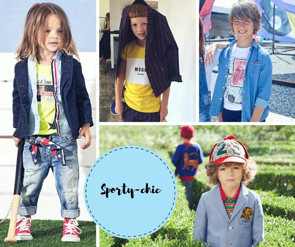 Look bambino per la Primavera. La moda bambino per la stagione 9d58ac61ffd