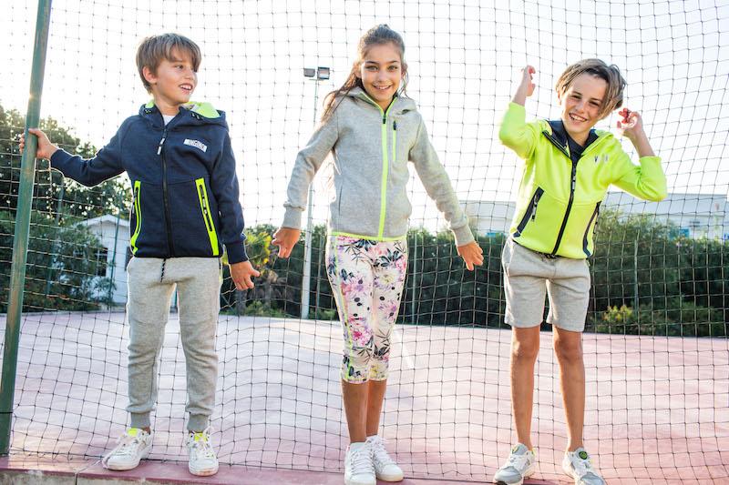 vingino abbigliamento per bambini linea sport