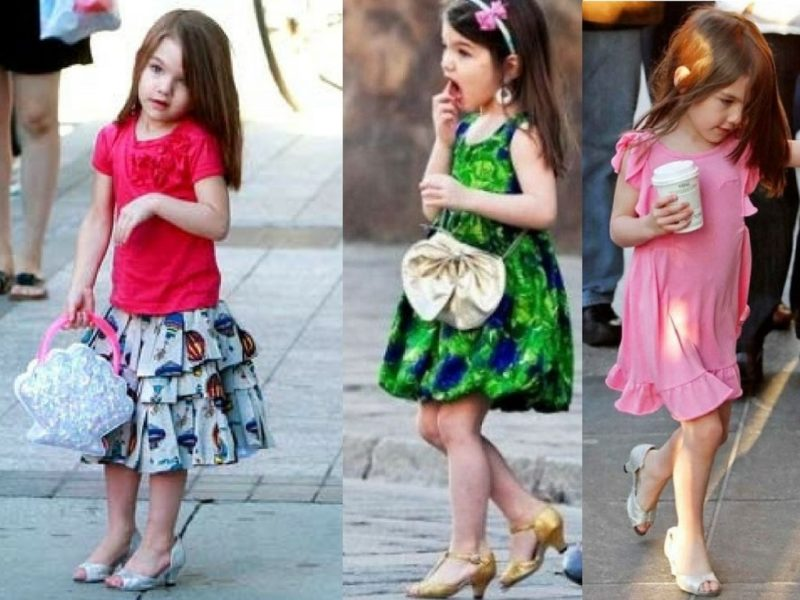 USA look di Suri Cruise