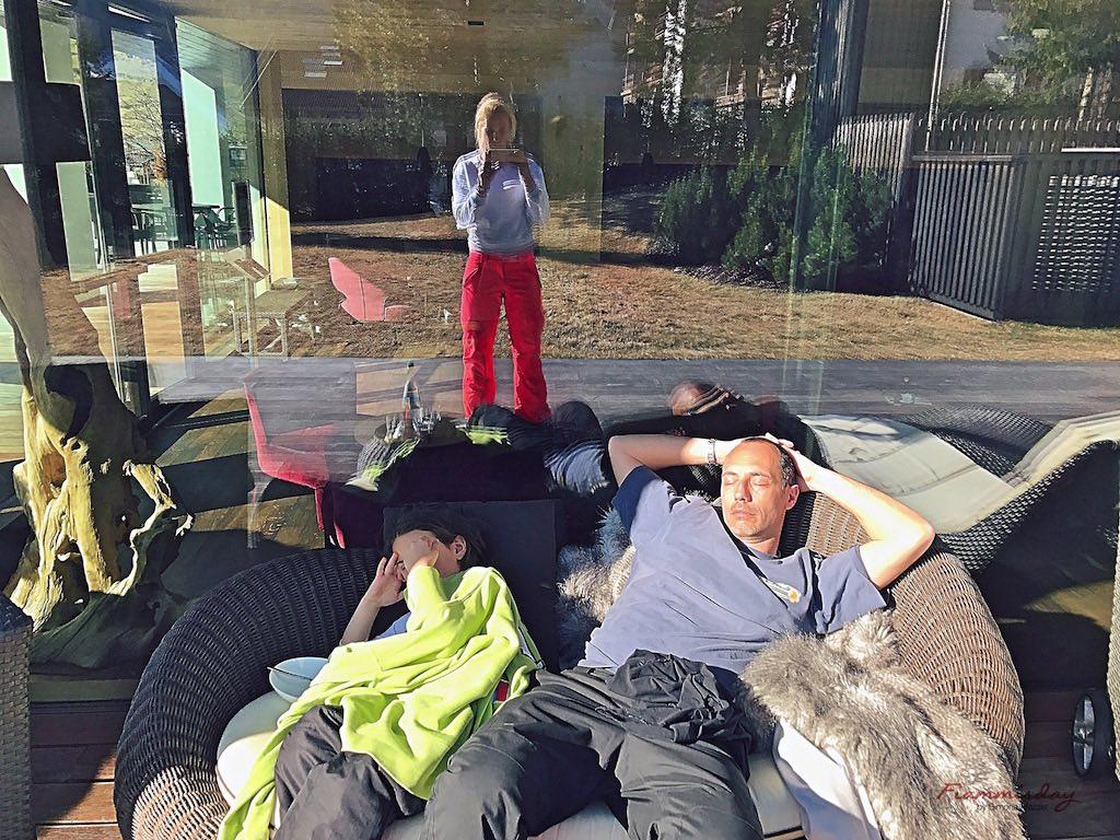 """Biancaneve Family Hotel, la famiglia e tutto quello che abbiamo provato noi in 4 giorni speciali avvolti dalla favola e dalla neve a portata di """"camera""""."""