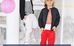 come vestire un bambino in questo periodo e la moda