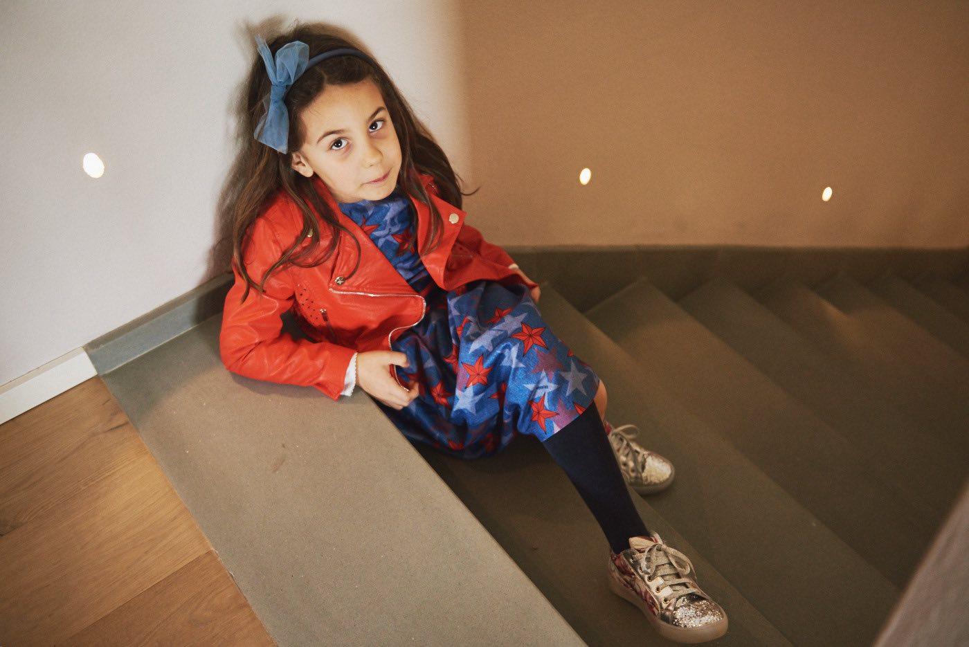 la moda bambina per la primavera e come vestire i bambini