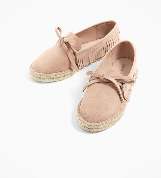 prezzo competitivo ab986 6ba2c Le scarpe di Zara da bambina fino al 40. La rivincita delle ...