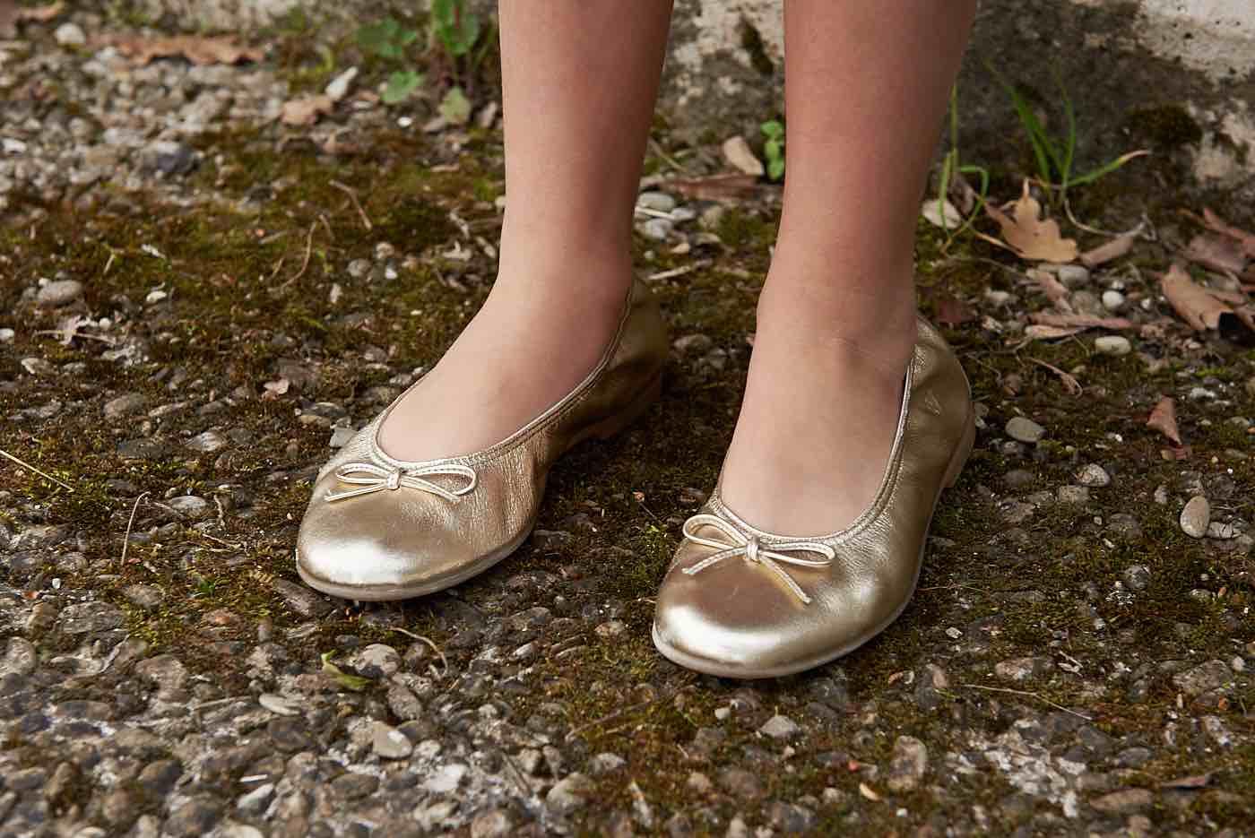 look da cerimonia per bambine scarpe