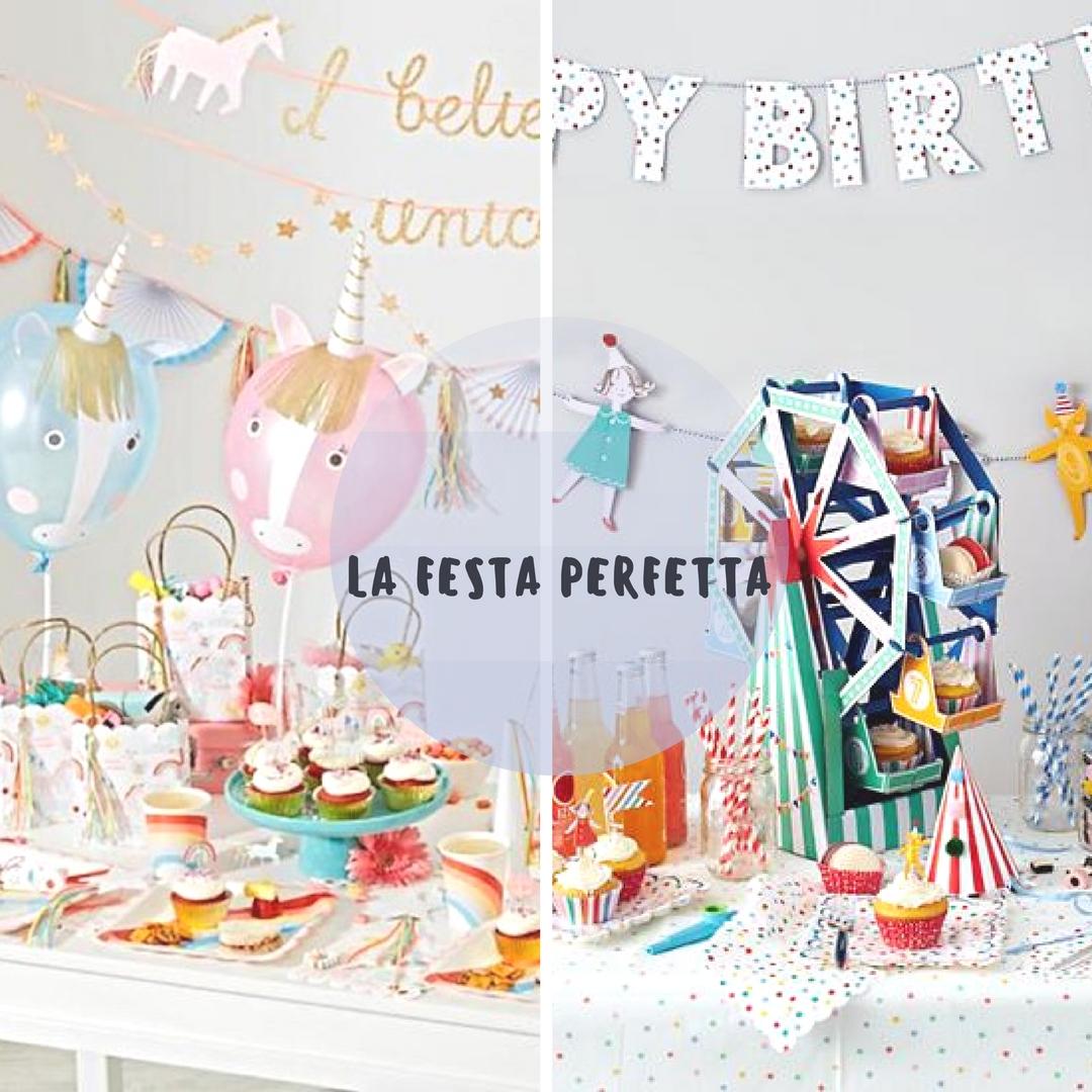 occorrente per la festa perfetta 2