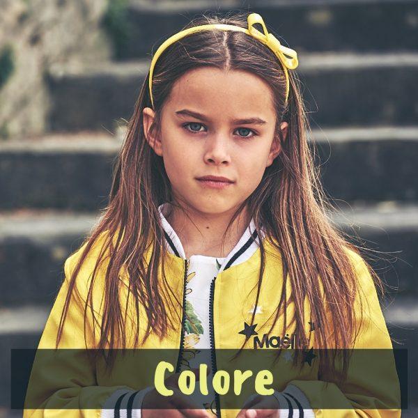 i colori di moda per i bambin