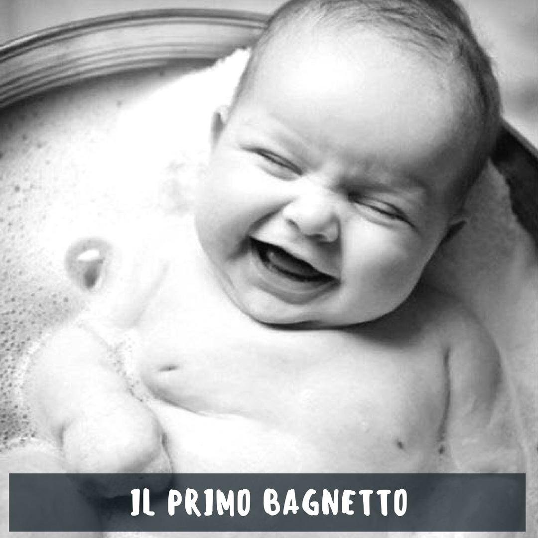 il primo bagnetto del neonato. tutto l\'occorrente e qualche consiglio