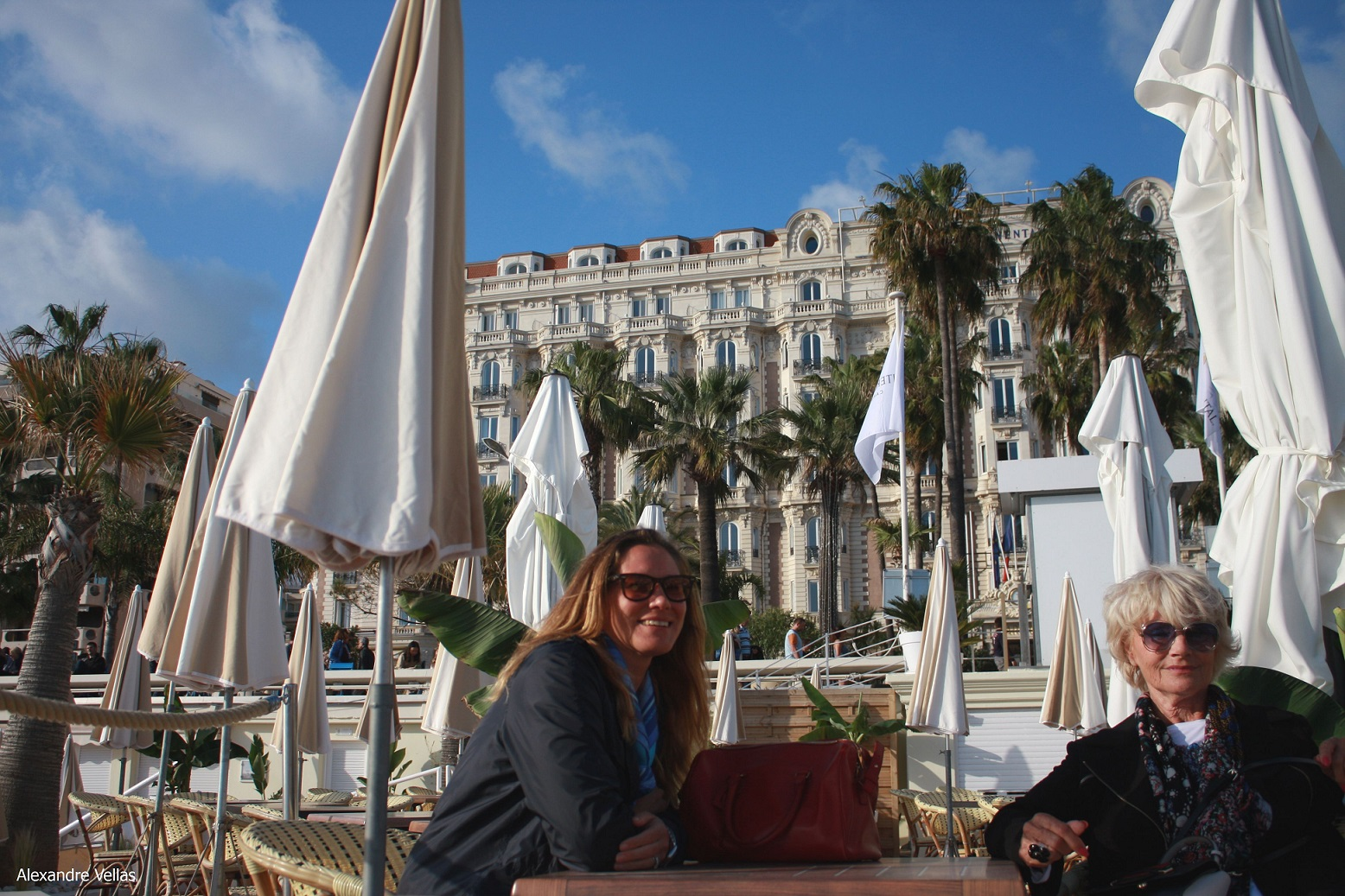 Stile e Moda a Cannes Hotel Carlton
