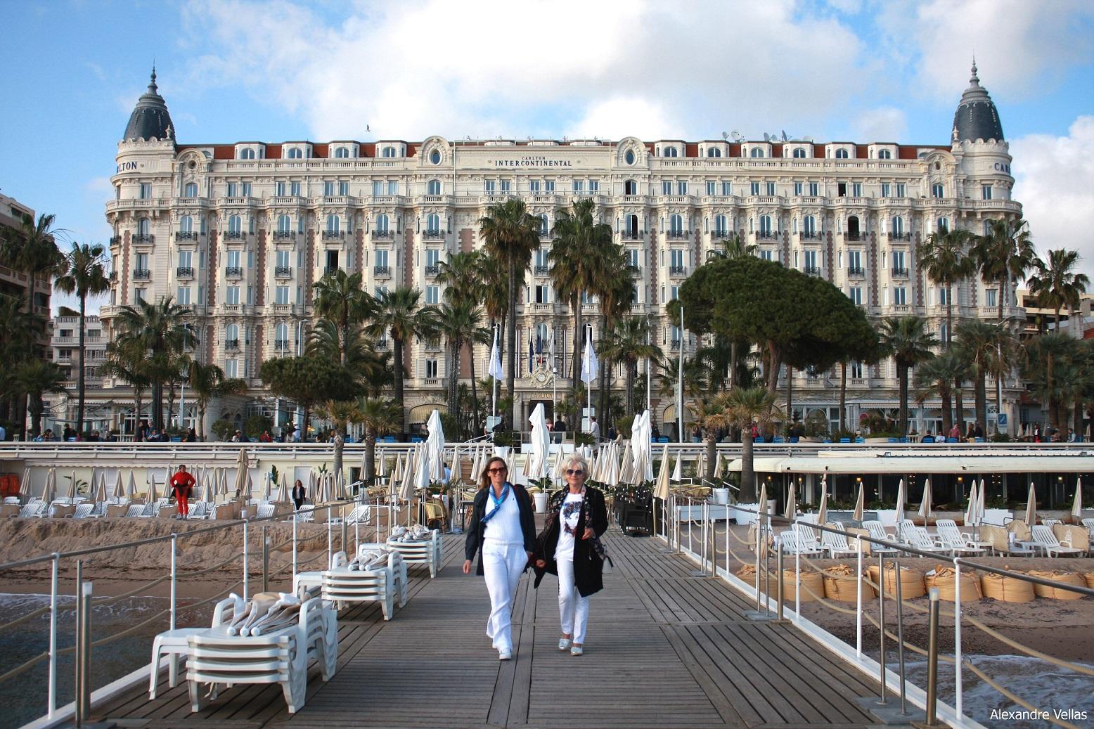 Stile e Moda a Cannes Lilyane Gradel