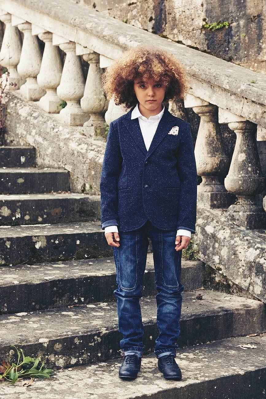 jeans per bambini e come vestirli bene