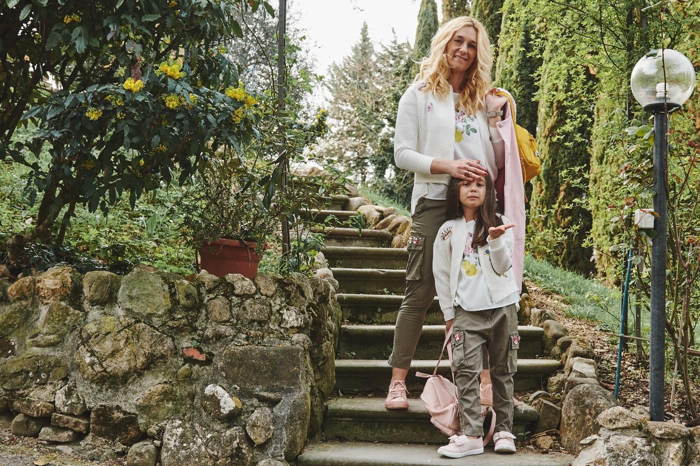 mini me mamma e figlia