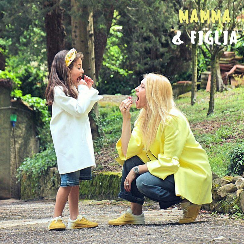 scarpe mamma e figlia e mini me
