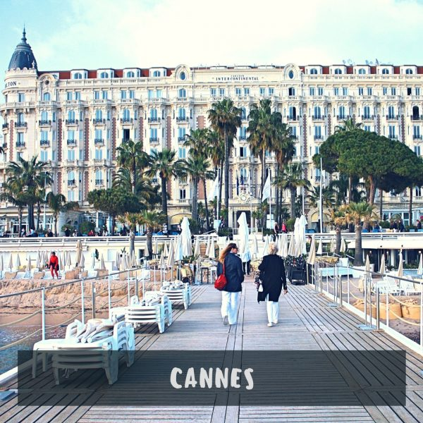 stile e moda a Cannes