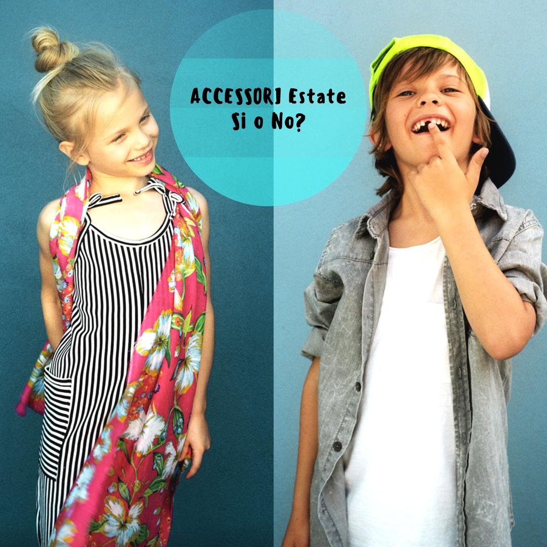 accessori estate per bambini