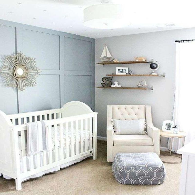 La cameretta del neonato come arredarla in pochi semplici passi - Decorare la cameretta del neonato ...