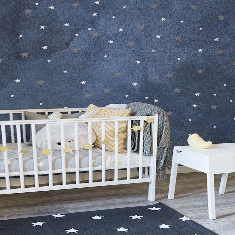 La cameretta del neonato come arredarla in pochi semplici - Decorare la cameretta del neonato ...