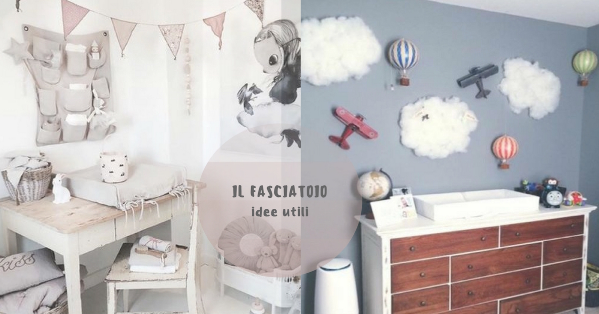 Organizzare I Cassetti Del Bagno : Come organizzare il fasciatoio del neonato per il cambio pannolino
