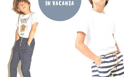 come vestire i bambini per le vacanze