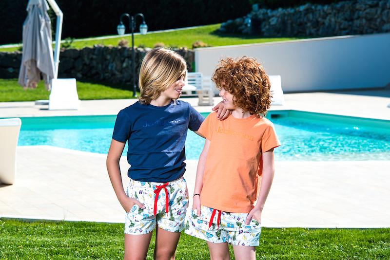 Costumi Da Bagno Per Bambini : Costumi da mare per bambini trendy al mare con jeckerson