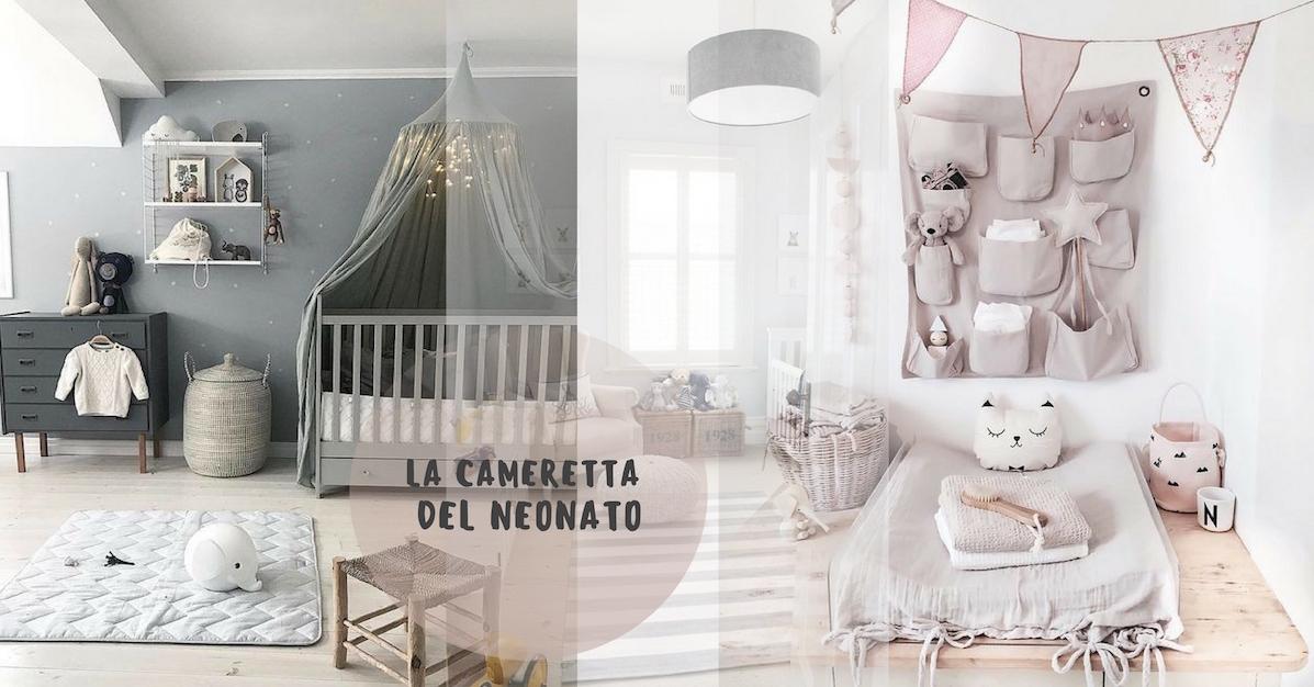 Colori camerette neonati cameretta per neonati rosa with - Arredamento cameretta neonato ...