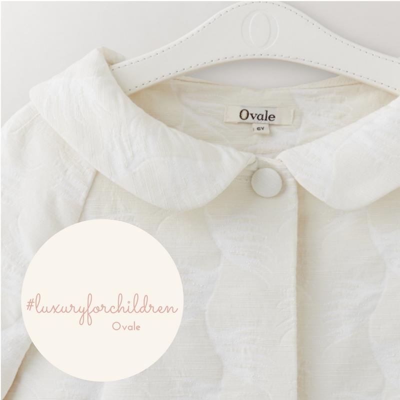 Brand Abbigliamento Per Bambini.Ovale Abbigliamento Bambini Un Luxury Brand Direttamente