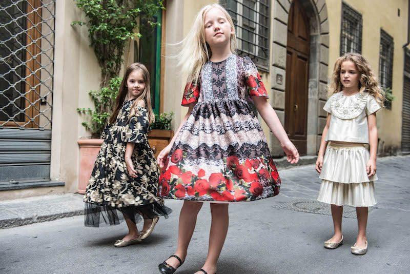 Graci abbigliamento per bambine