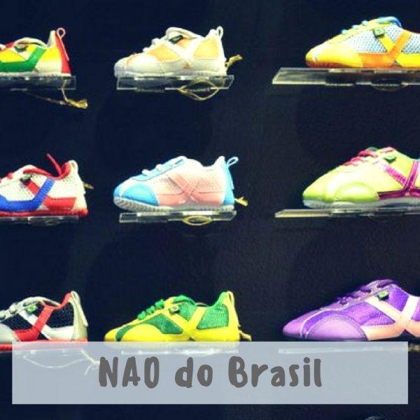 Nao do Brasil scarpe per tutti