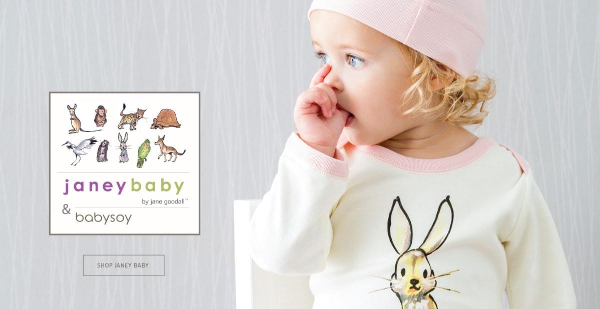 Tessuti ecologici per bambini BabySoy