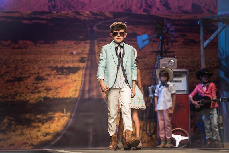 la moda bambini spagnola