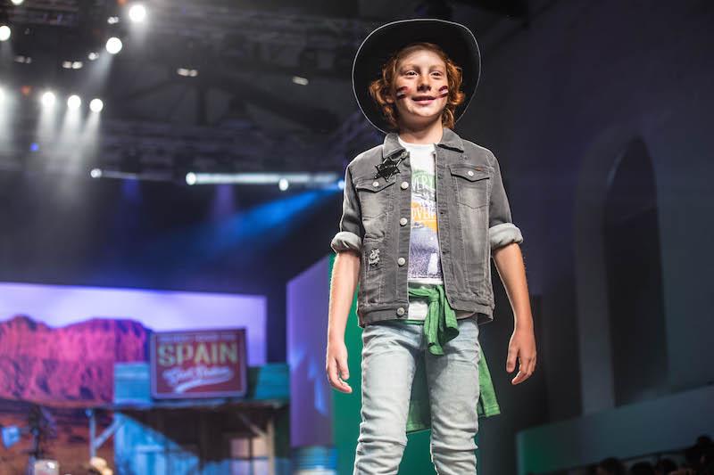 la moda bambini spagnola e le sfilate