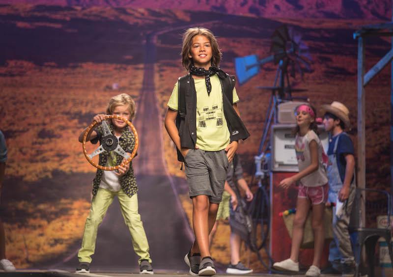 la moda bambini spagnola e le sfilate mayoral