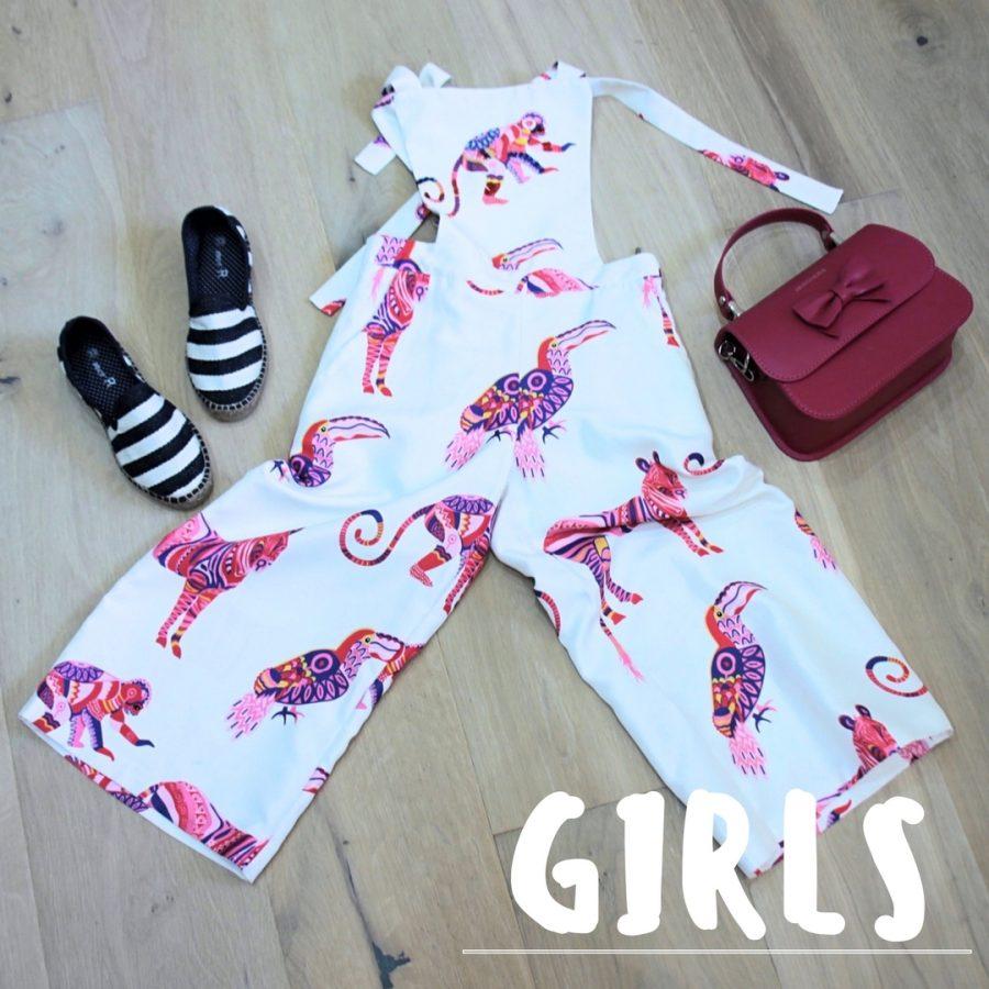 look per le bambine alla moda