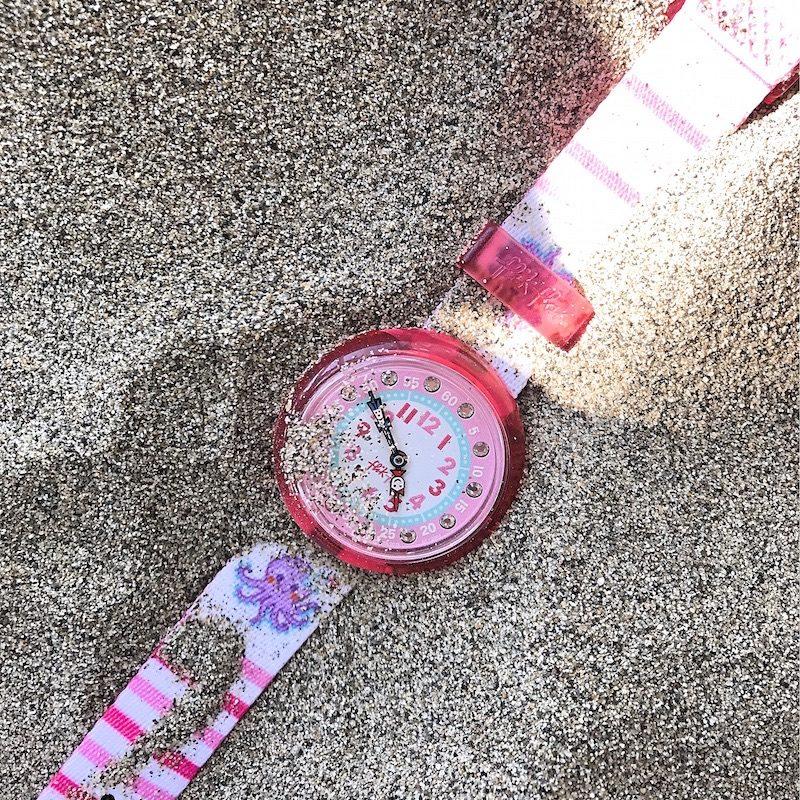 orologi per bambini per la spiaggia
